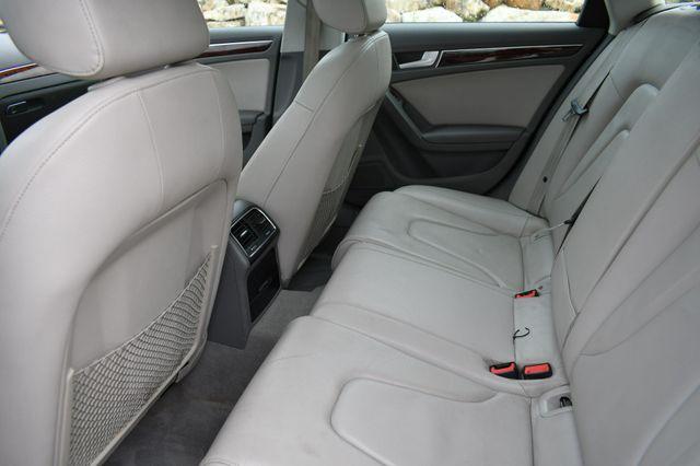 2011 Audi A4 2.0T Premium Plus Quattro Naugatuck, Connecticut 16