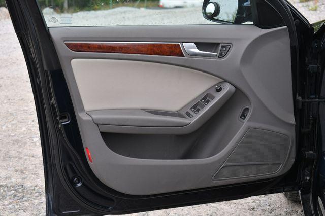 2011 Audi A4 2.0T Premium Plus Quattro Naugatuck, Connecticut 22