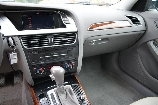 2011 Audi A4 2.0T Premium Plus Quattro Naugatuck, Connecticut 24