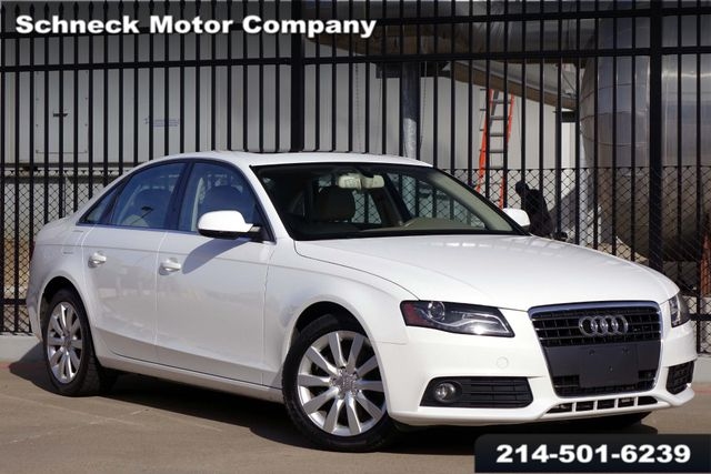 2011 Audi A4 2.0T Premium Plus in Plano TX, 75093