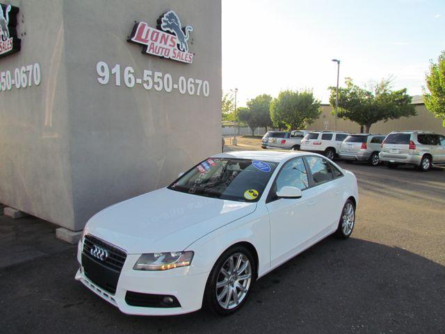 2011 Audi A4 2.0T Premium Low Miles 78K in Sacramento, CA 95825