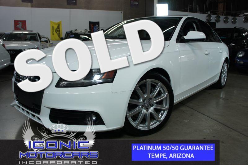 2011 Audi A4 2.0T Premium | Tempe, AZ | ICONIC MOTORCARS, Inc. in Tempe AZ