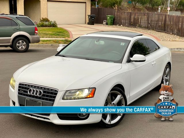 2011 Audi A5 2.0T PREMIUM PLUS NAVIGATION PANORAMIC ROOF NEW TIRES SERVICE RECORDS