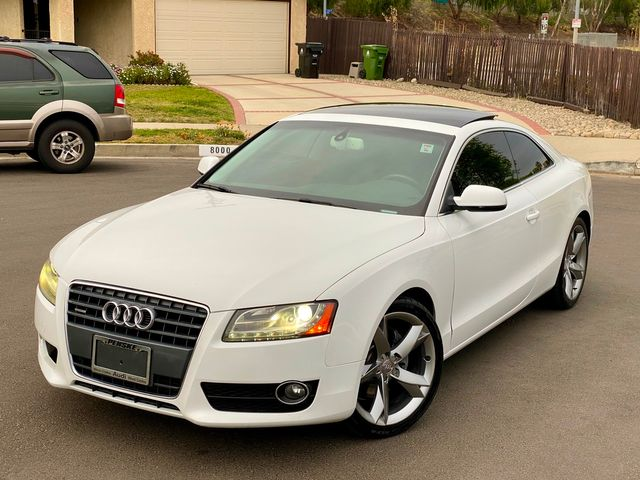 2011 Audi A5 2.0T PREMIUM PLUS NAVIGATION PANORAMIC ROOF NEW TIRES SERVICE RECORDS in Van Nuys, CA 91406