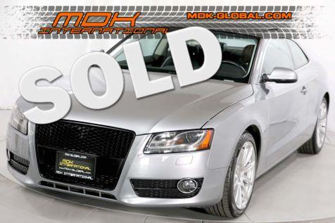 2011 Audi A5 2.0T Premium Plus - Quattro - Navigation in Los Angeles
