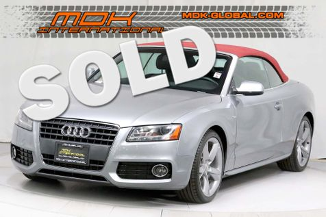 2011 Audi A5 2.0T Prestige - S Line - 1 Owner - Service Records in Los Angeles
