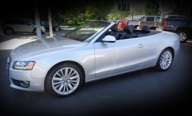 2011 Audi A5 2.0T Premium Cabriolet Chico, CA