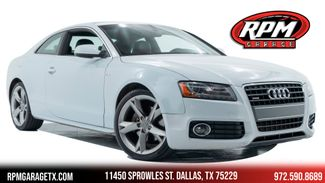 2011 Audi A5 2.0T Prestige 6speed Manual in Dallas, TX 75229