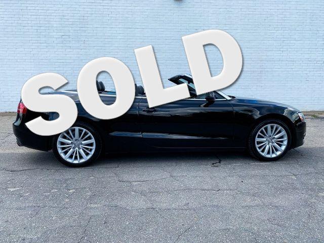 2011 Audi A5 2.0T Prestige Madison, NC 0