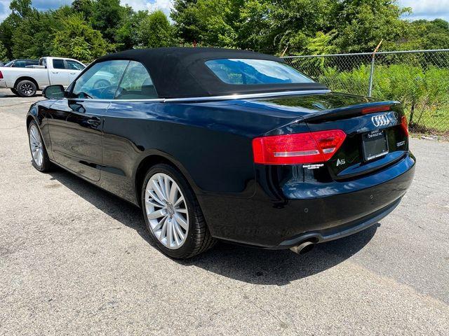 2011 Audi A5 2.0T Prestige Madison, NC 4