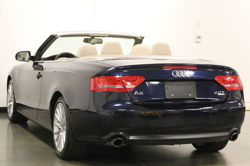 2011 Audi A5 Cabriolet Quattro 20T Prestige  city NC  The Group NC  in Mansfield, NC