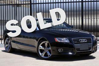 2011 Audi A5 Convertible * QUATTRO * B&O Sound * NAVI * 19's * Plano, Texas
