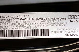 2011 Audi A5 Convertible * QUATTRO * B&O Sound * NAVI * 19's * Plano, Texas 46