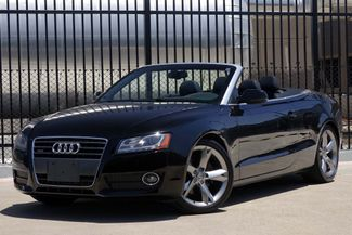 2011 Audi A5 Convertible * QUATTRO * B&O Sound * NAVI * 19's * Plano, Texas 1