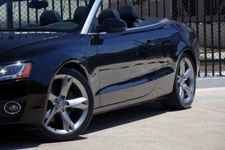 2011 Audi A5 Convertible * QUATTRO * B&O Sound * NAVI * 19's * Plano, Texas 21