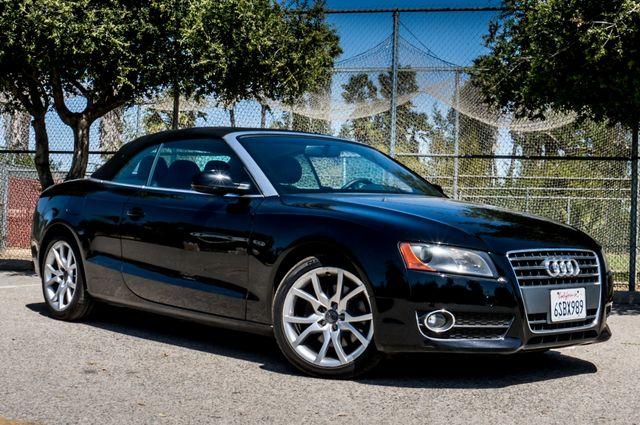 2011 Audi A5 2.0T Premium - 34K MILES - HEATED SEATS Reseda, CA 4