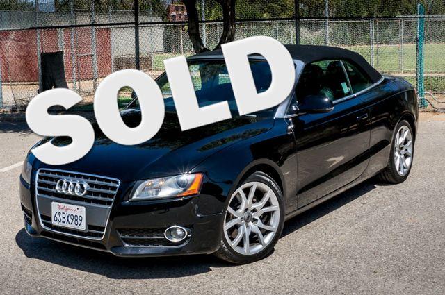 2011 Audi A5 2.0T Premium - 34K MILES - HEATED SEATS Reseda, CA
