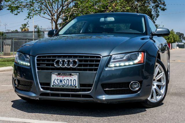 2011 Audi A5 2.0T Premium Plus Reseda, CA 2