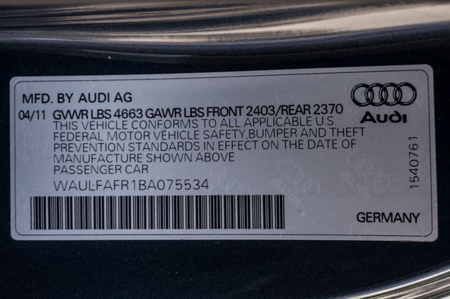 2011 Audi A5 2.0T Premium Plus Reseda, CA 40