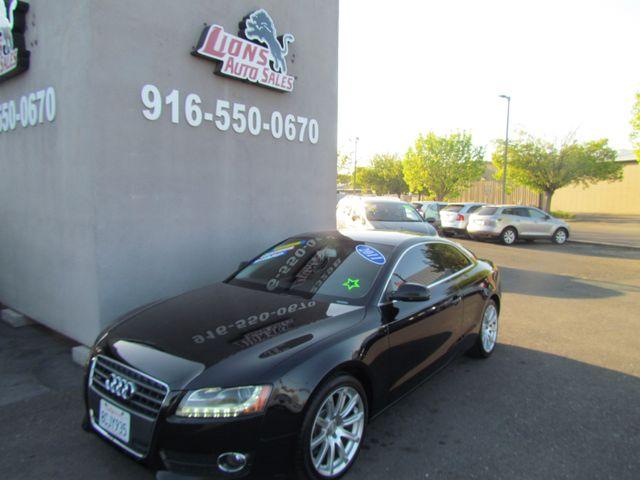 2011 Audi A5 2.0T Premium Plus in Sacramento, CA 95825