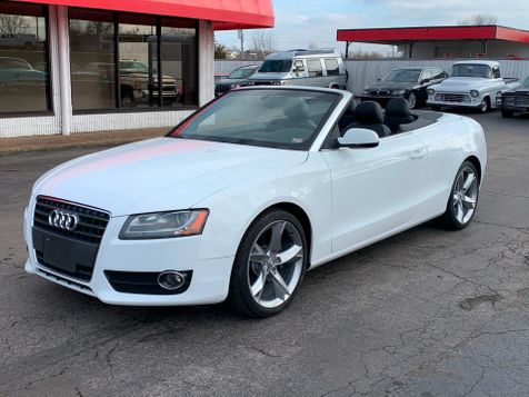 2011 Audi A5 Premium Plus Convertible in St. Charles, Missouri