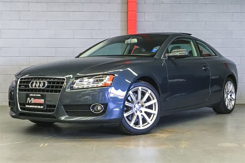 2011 Audi A5 20T Premium Plus  city CA  M Sport Motors  in Walnut Creek, CA