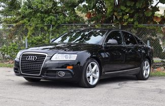 2011 Audi A6 3.0T Premium Plus Hollywood, Florida 10