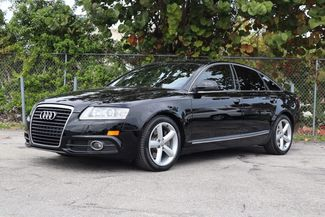 2011 Audi A6 3.0T Premium Plus Hollywood, Florida 26
