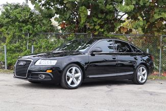 2011 Audi A6 3.0T Premium Plus Hollywood, Florida 35