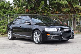2011 Audi A6 3.0T Premium Plus Hollywood, Florida