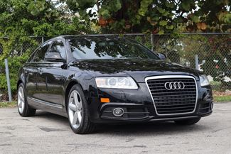 2011 Audi A6 3.0T Premium Plus Hollywood, Florida 1