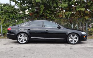2011 Audi A6 3.0T Premium Plus Hollywood, Florida 3