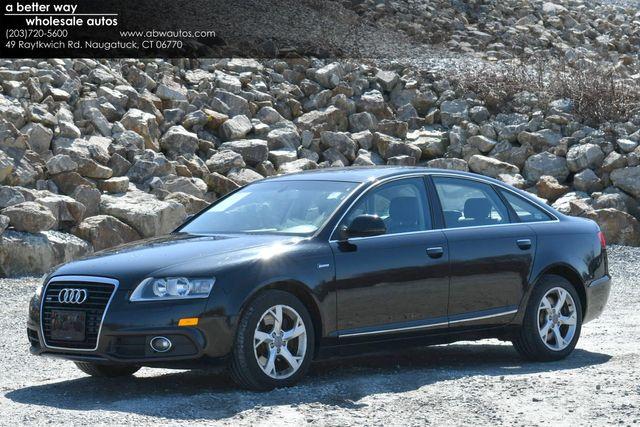 2011 Audi A6 3.0T Premium Naugatuck, Connecticut