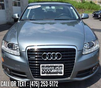 2011 Audi A6 3.0T Premium Plus Waterbury, Connecticut 7