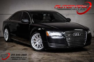 2011 Audi A8 in Addison TX, 75001
