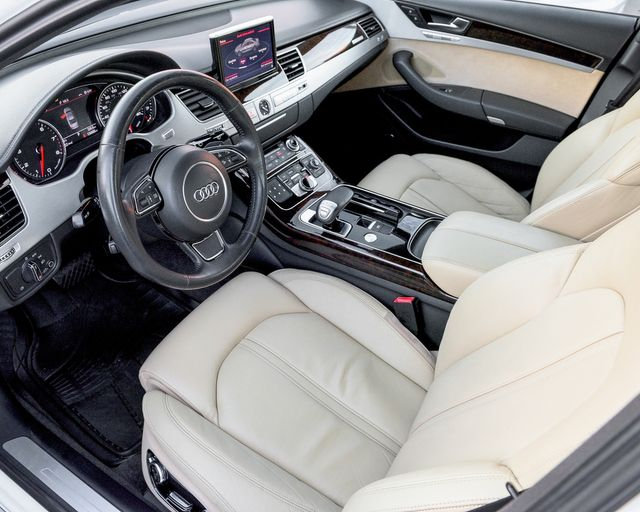 2011 Audi A8 Burbank, CA 9