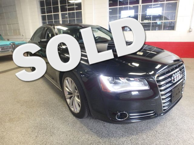 2011 Audi A8-L. Absolute MASTERPIECE,RIDICULOUSLY LOADED!~ Saint Louis Park, MN