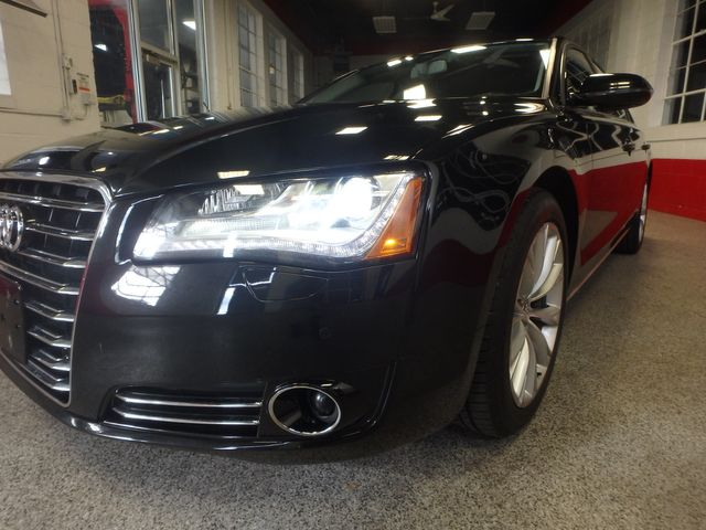 2011 Audi A8-L. Absolute MASTERPIECE,RIDICULOUSLY LOADED!~ Saint Louis Park, MN 37