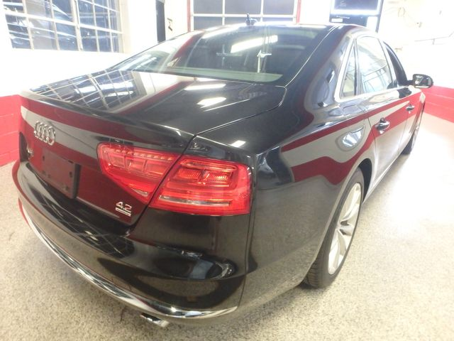 2011 Audi A8-L. Absolute MASTERPIECE,RIDICULOUSLY LOADED!~ Saint Louis Park, MN 5