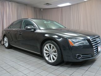 2011 Audi A8 L 4dr Sedan  city OH  North Coast Auto Mall of Akron  in Akron, OH