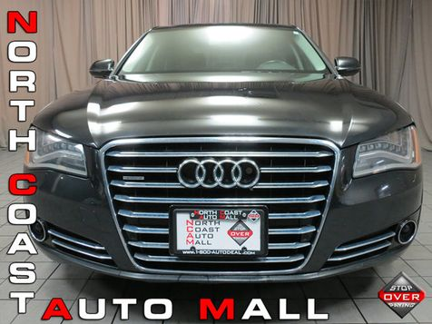 2011 Audi A8 L 4dr Sedan in Akron, OH