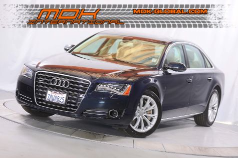2011 Audi A8 L - Premium pkg - Heated / Cooled seats in Los Angeles