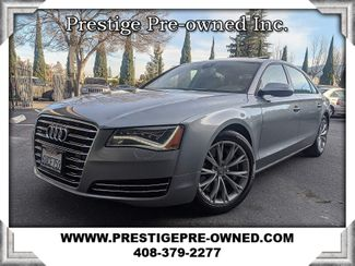 2011 Audi A8 L (*NAVIGATION & BACK UP CAM..HEATED/COOLED SEATS*)  in Campbell CA