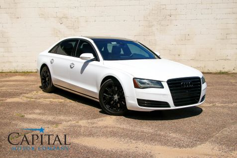 2011 Audi A8L Quattro AWD w/Full Body Wrap, 19