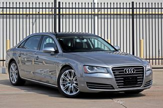 2011 Audi A8 L Nav*BU Cam*Pano Sunroof*AWD* | Plano, TX | Carrick's Autos in Plano TX
