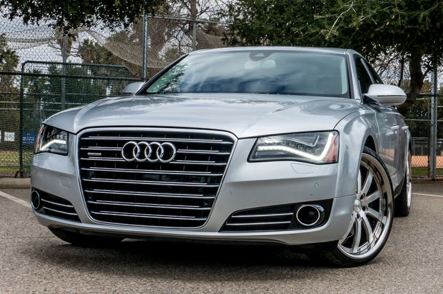 2011 Audi A8 L in Reseda, CA, CA 91335