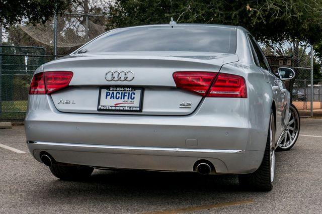2011 Audi A8 L Reseda, CA 7