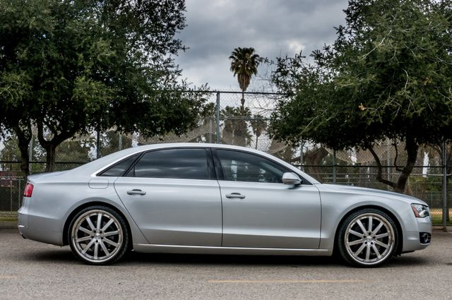 2011 Audi A8 L Reseda, CA 5