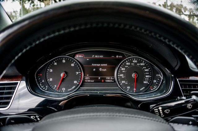 2011 Audi A8 L Reseda, CA 15