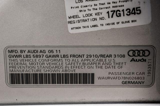 2011 Audi A8 L Reseda, CA 45